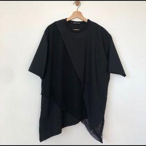 Philipp Plein Mesh Overlay Shirt XL EUC